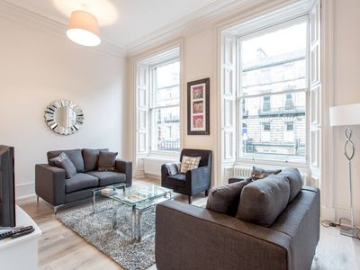 Photo for Chester Street Five Star Apartment: Tummel Suite