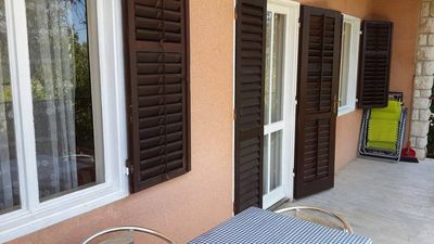 Photo for Apartment Griv  A1(4)  - Valun, Island Cres, Croatia