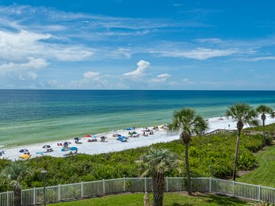 Photo for GRAND PLAYA 301: Spacious Gulf Front Condo with Amazing Views!!