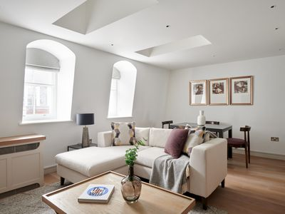 Photo for Classic 1BR in Covent Garden by Sonder