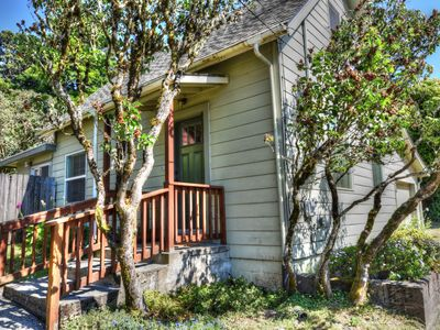 Photo for NEW LISTING! Vintage coastal cottage w/ incredible in-town location, dogs OK!