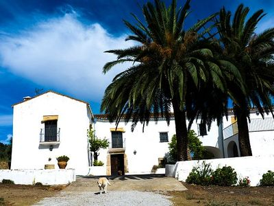 Photo for Self catering cottage Lagar de los Almendros for 12 people