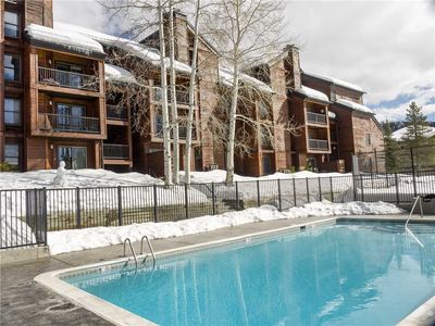 Photo for Mountain Condo w/Vaulted Ceilings & Private Balcony!