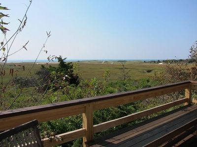 Photo for Lt. Island Home-Salt Marsh Views-Peak Views of Cape Cod Bay