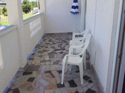 Photo for Apartment AZ  A2(2+1)  - Lopar, Island Rab, Croatia
