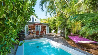 Photo for << THE LILAC COTTAGE @ SOLARES HILL >> Historic Home & Pool + LAST KEY SERVICES...