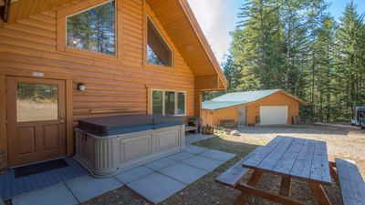 Photo for Eagle Pass / Perry River Log Cabin Chalet