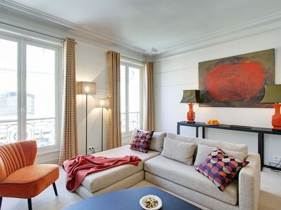 Photo for Luxurious 3 Bedroom in St Germain des Pres - sleeps 6