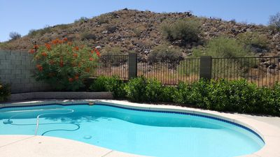 Photo for Beautiful East Mesa Location Large home  Includes pool heating  and more ...