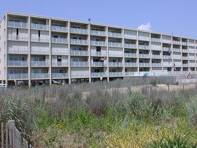 Photo for Beachmark 3D-Oceanfront 73rd St, Free WiFi, Pool, Elev, W/D, AC