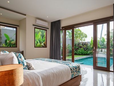 Photo for Peaceful One Bedroom Premier Villa in Canggu with Private Pool