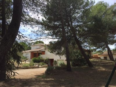 Photo for Grand F2 under the pine forests with swimming pool