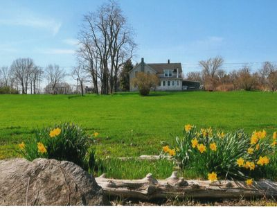 Photo for Waterfront 5 Bedroom Grindstone Island Farmhouse