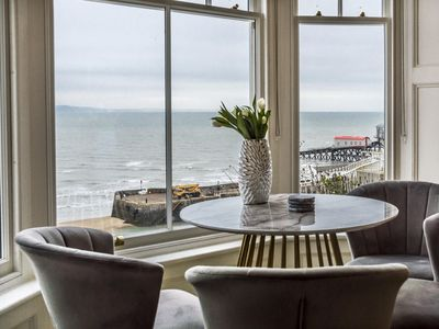 Photo for Pieces of Eight - 2 Bedroom Apartment - Tenby - (Windsor House)