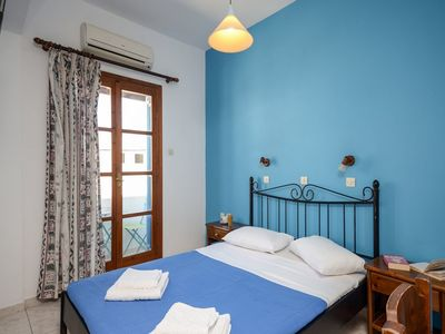 Photo for DPE Double Room welcomes you to Naxos