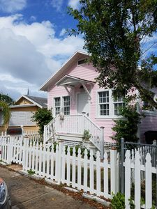 Photo for Charming Little Cottage; 5 mins to Beach; Walkable Neighborhood; Shopping; Bars!