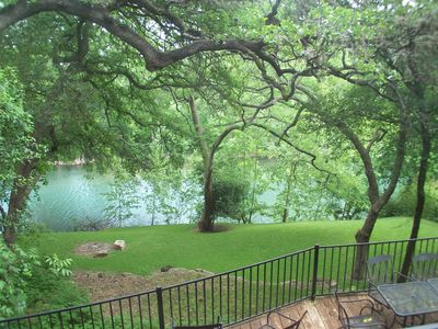 Photo for Gruene River Vacation Home on the Guadalupe River!