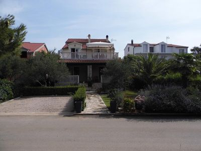 Photo for One bedroom apartment with terrace Srima - Vodice (Vodice)