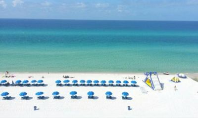 Photo for Inquire about summer specials! Directly on the beach. Tower 3