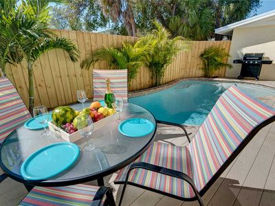 Photo for Coconut Cottage Unit 2: 3 BR / 2 BA  in Holmes Beach, Sleeps 6