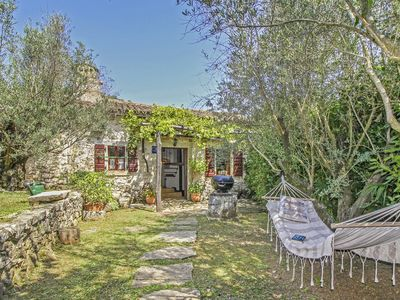 Photo for Holiday cottage Mia * quiet location, fenced garden, dogs welcome
