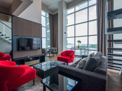 Photo for I.IV Majestic High Rise Duplex at Georgetown