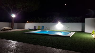 Photo for Villa with pool, barbecue, garden. Very quiet area,
