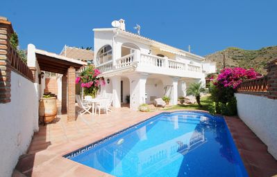 Photo for 1089 Villa Ventolera - Villa for 6 people in Nerja