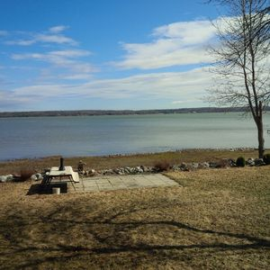 Photo for Waterfront Cottage Property Overlooking the St. Mary's Channel