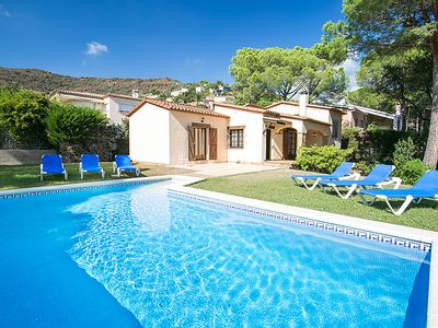 Photo for Vacation home Casa Micalo  in Calonge, Costa Brava - 6 persons, 3 bedrooms