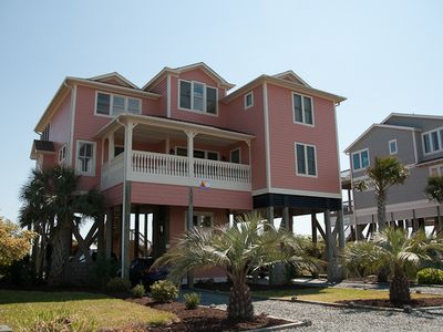 Photo for Spectacular Oceanfront, 5BR/4BA, King Master