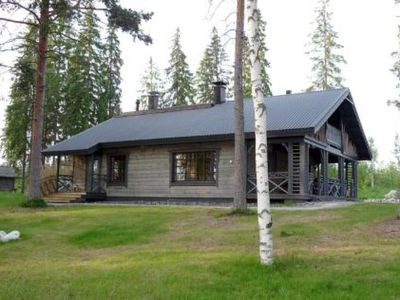 Photo for Vacation home Runoratsu in Rautalampi - 10 persons, 2 bedrooms