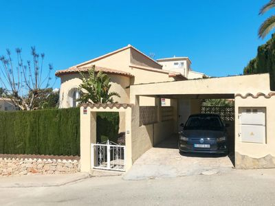Photo for Vacation home CASA Kalmias (MRA296) in Moraira - 6 persons, 2 bedrooms