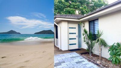 Photo for NEW LISTING — Shoal Bay Beach House — Walking distance to four beaches and Cafes