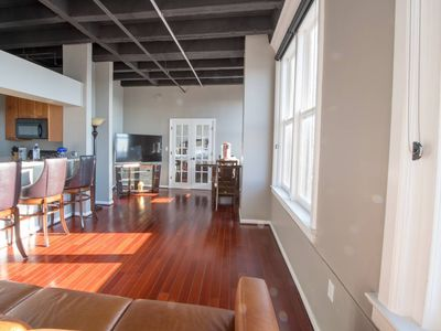 Photo for Refined and Pristine Loft in Downtown Atlanta