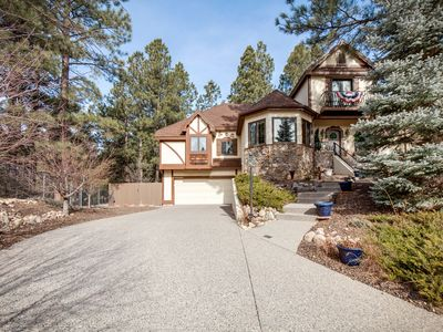 Luxury Flagstaff Mountain Villa - Near Sedona, Grand Canyon, Ski & Hiking