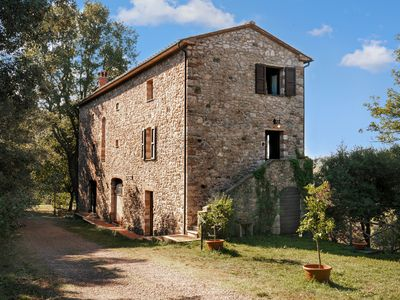 """Photo for three-room apartment """"C"""" in a country house 20km from the sea, 4km from Massa"""