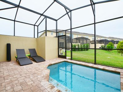 Photo for BRAND NEW, SPLASH POOL, GAMEROOM, BBQ GRILL, 2 MASTER SUITES, LAKE VIEW, GREAT LOCATION!!