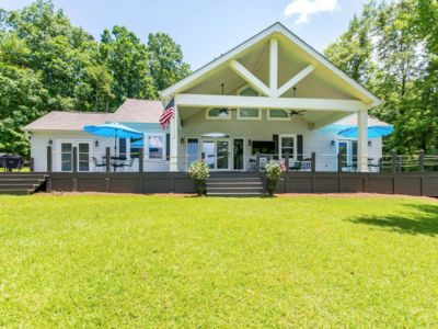 Photo for Incredible water front home on Lake Martin! Perfect for family and friends!