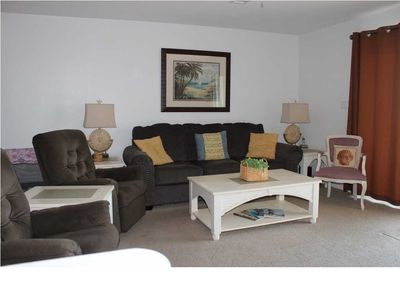 Photo for GULF FRONT 3 BR/3.5BA TOWNHOME, DOG FRIENDLY, SLEEPS 8, Wi-Fi
