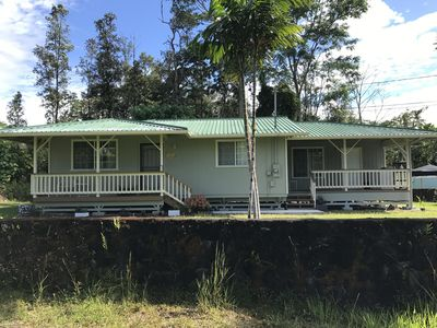 Photo for Cozy 3 bedroom home 20 minutes from hilo