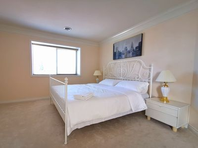 Photo for Spacious Cozy Master Room with Private Bathroom