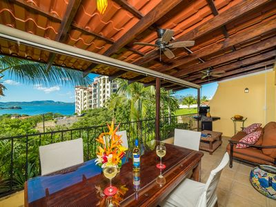 Photo for Upscale Ocean View Condo in the Heart of Playa Flamingo