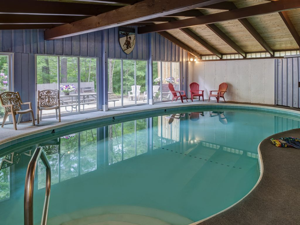 Private Indoor Swimming Pools imagine floating in our private indoor pool - vrbo
