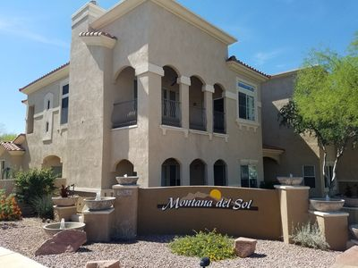 Photo for Luxury 3 Bedroom Condo on TPC Scottsdale