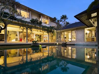 Photo for SKL Modern 3BR Villa Downtown Seminyak