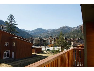 Photo for Red Wolf Lodge at Squaw Valley Ski Resort - Ski in/Ski out  at the mountain