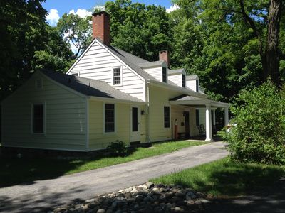Photo for Beacon Family Home on 2 acres - Walk to Train, MainSt, and DIA