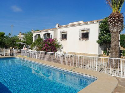 Photo for Vacation home La Sirenita in Calpe/Calp - 6 persons, 3 bedrooms