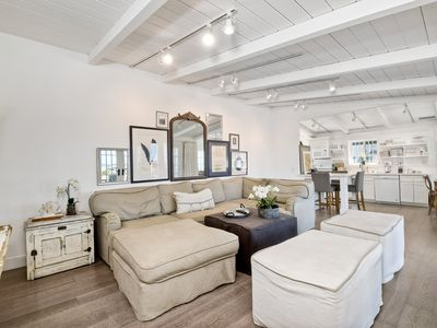 Breathtaking Carlsbad Beach Home w/ spacious entertaining patio on Carlsbad Blvd